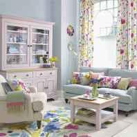 70 Fantastic Summer Living Room Decor Ideas (3)