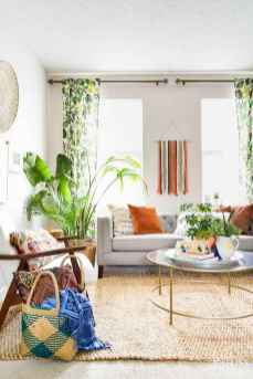 70 Fantastic Summer Living Room Decor Ideas (49)