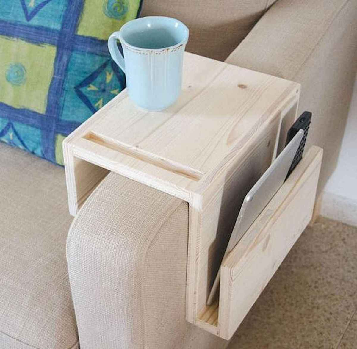 70 Suprising DIY Projects Mini Pallet Coffee Table Design Ideas (16)
