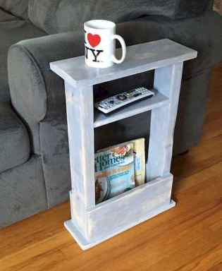 70 Suprising DIY Projects Mini Pallet Coffee Table Design Ideas (21)