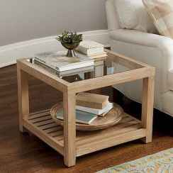 70 Suprising DIY Projects Mini Pallet Coffee Table Design Ideas (33)