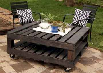 70 Suprising DIY Projects Mini Pallet Coffee Table Design Ideas (36)