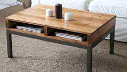 70 Suprising DIY Projects Mini Pallet Coffee Table Design Ideas (39)