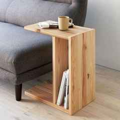 70 Suprising DIY Projects Mini Pallet Coffee Table Design Ideas (4)