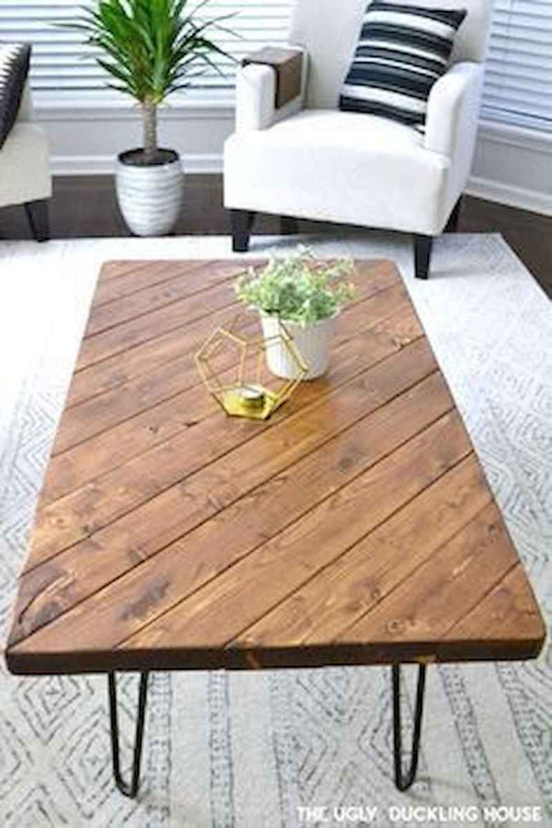 70 Suprising DIY Projects Mini Pallet Coffee Table Design Ideas (49)