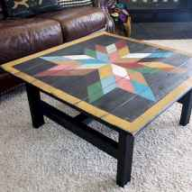 70 Suprising DIY Projects Mini Pallet Coffee Table Design Ideas (58)