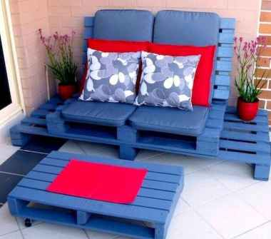 70 Suprising DIY Projects Mini Pallet Coffee Table Design Ideas (6)