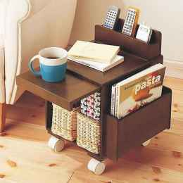 70 Suprising DIY Projects Mini Pallet Coffee Table Design Ideas (60)
