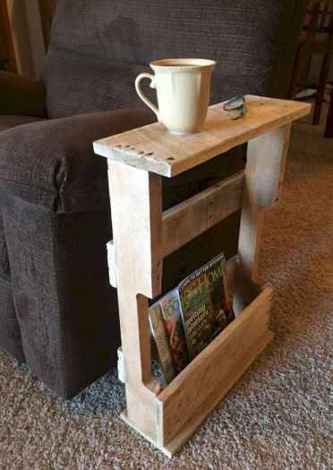 70 Suprising DIY Projects Mini Pallet Coffee Table Design Ideas (61)