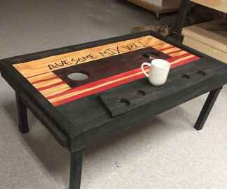 70 Suprising DIY Projects Mini Pallet Coffee Table Design Ideas (63)