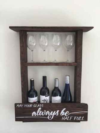 80 Awesome DIY Projects Pallet Racks Design Ideas (16)