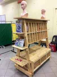 80 Awesome DIY Projects Pallet Racks Design Ideas (58)