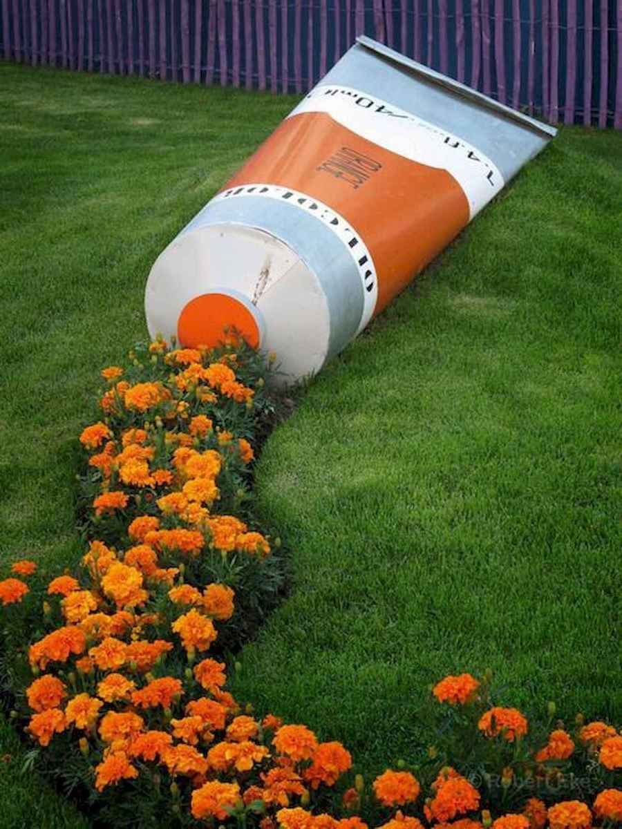 80 Awesome Spring Garden Ideas for Front Yard and Backyard (19)