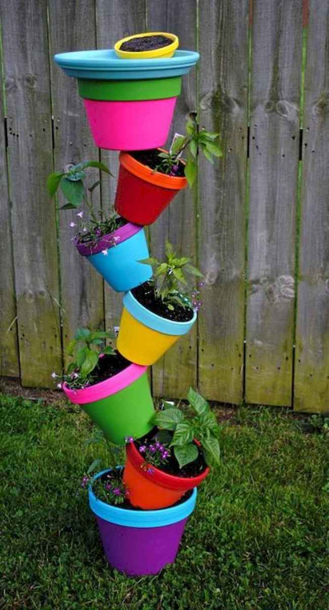 80 Awesome Spring Garden Ideas for Front Yard and Backyard (41)