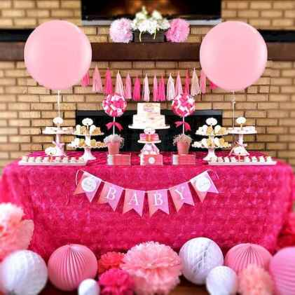 80 Cute Baby Shower Ideas for Girls (16)
