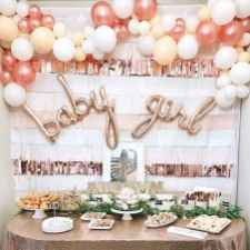 80 Cute Baby Shower Ideas for Girls (69)