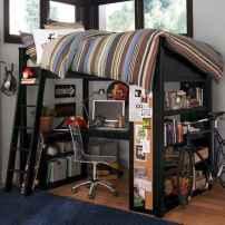 80 Fantastic Small Apartment Bedroom College Design Ideas and Decor (23)