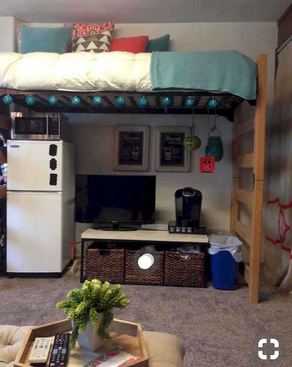 80 Fantastic Small Apartment Bedroom College Design Ideas and Decor (5)
