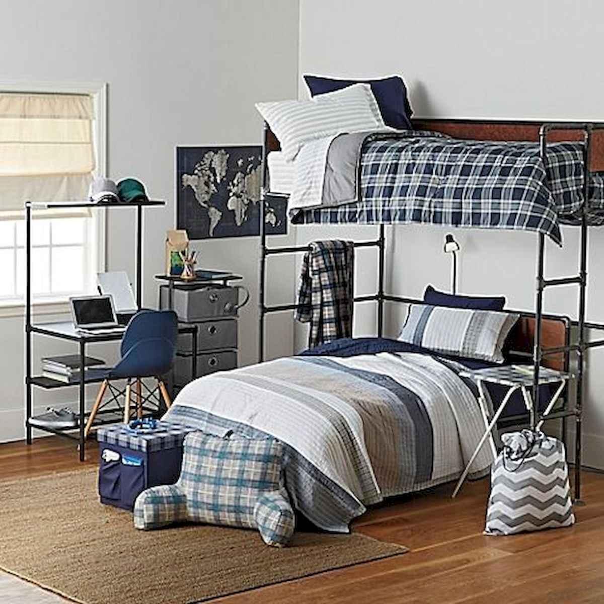 80 Fantastic Small Apartment Bedroom College Design Ideas and Decor (54)
