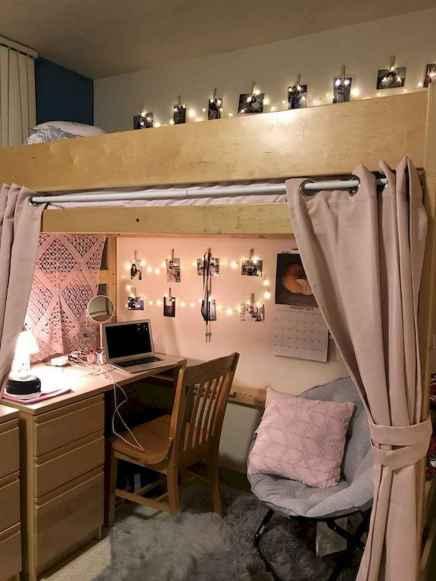80 Fantastic Small Apartment Bedroom College Design Ideas and Decor (58)