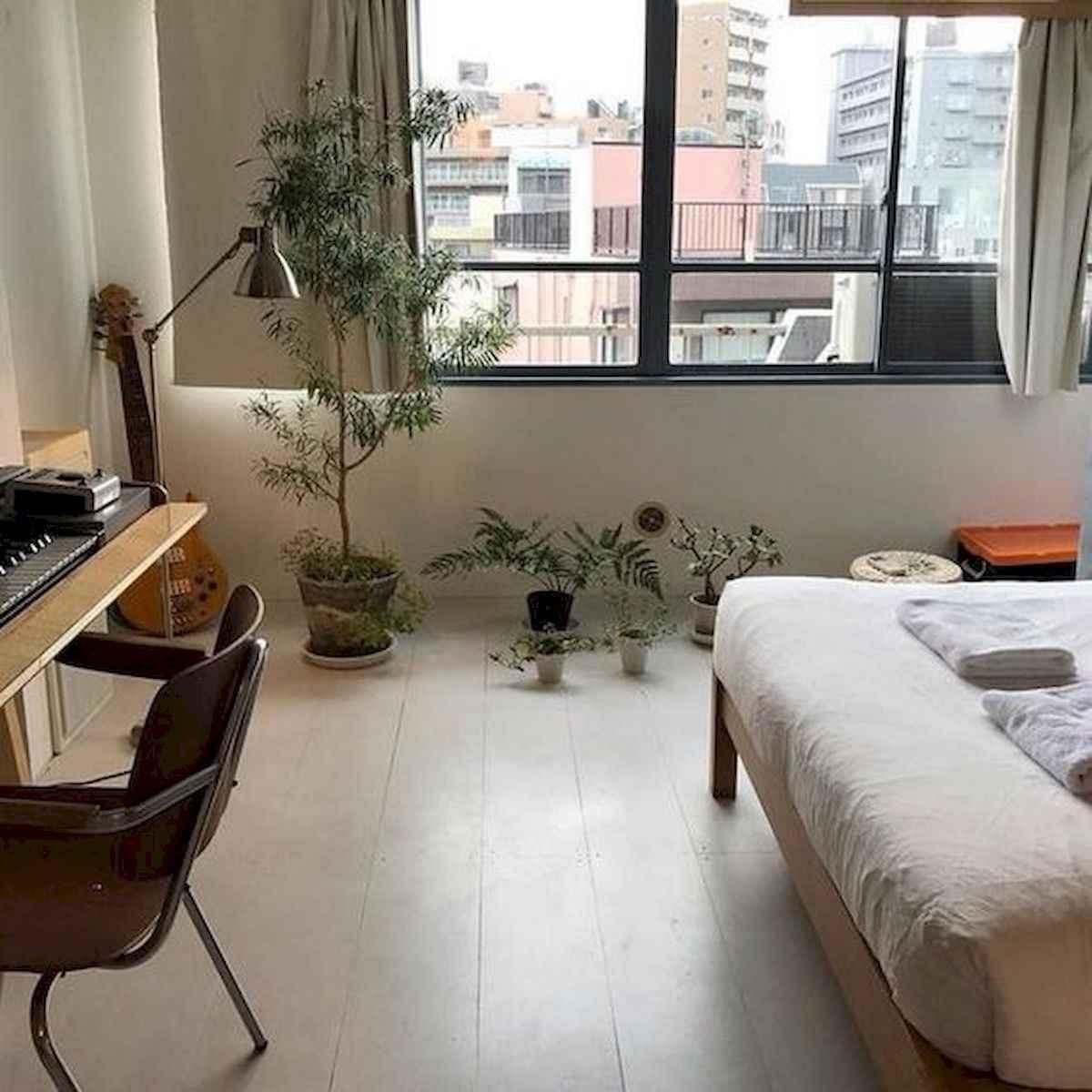 80 Fantastic Small Apartment Bedroom College Design Ideas and Decor (60)