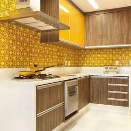 80+ Favorite Colorful Kitchen Decor Ideas And Remodel for Summer Project (20)
