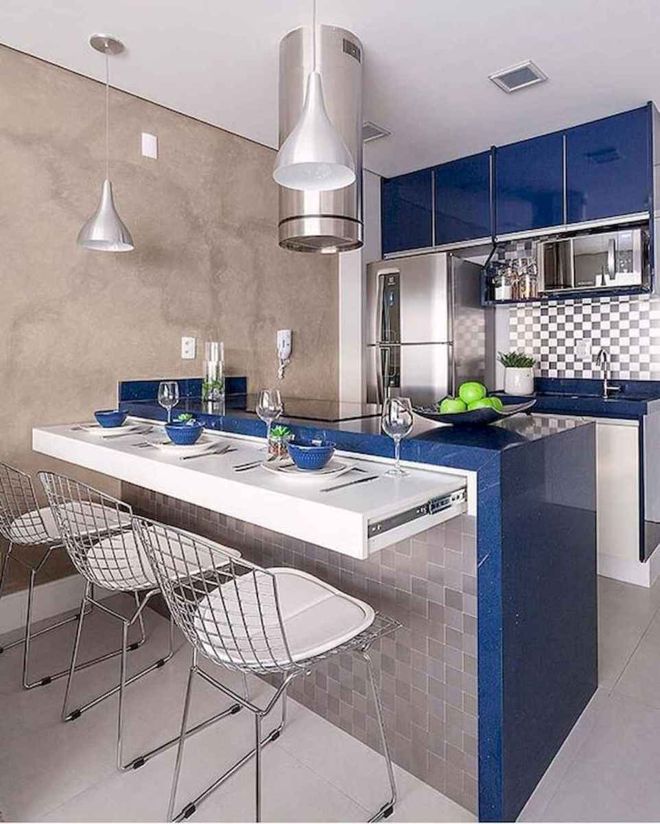 80+ Favorite Colorful Kitchen Decor Ideas And Remodel for Summer Project (31)