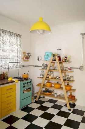 80+ Favorite Colorful Kitchen Decor Ideas And Remodel for Summer Project (6)