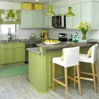 80+ Favorite Colorful Kitchen Decor Ideas And Remodel for Summer Project (84)