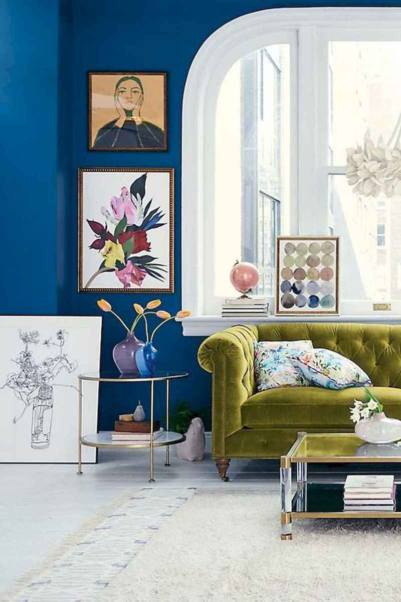 80+ Stunning Colorful Living Room Decor Ideas And Remodel for Summer Project (6)