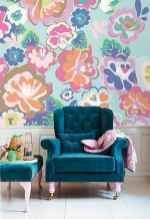 90+ Creative Colorful Apartment Decor Ideas And Remodel for Summer Project (28)