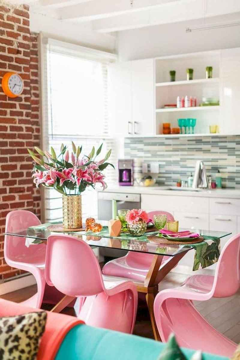 90+ Creative Colorful Apartment Decor Ideas And Remodel for ...