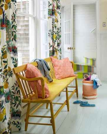 90+ Creative Colorful Apartment Decor Ideas And Remodel for Summer Project (84)