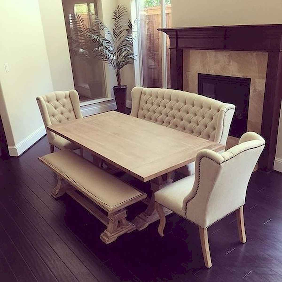 55 Stunning DIY Projects Furniture Tables Dining Rooms Design Ideas (10)