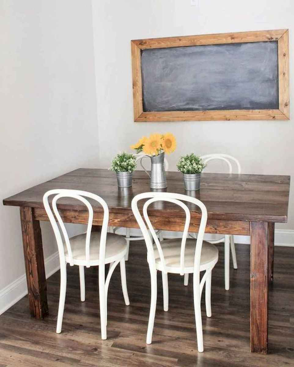 55 Stunning DIY Projects Furniture Tables Dining Rooms Design Ideas (27)
