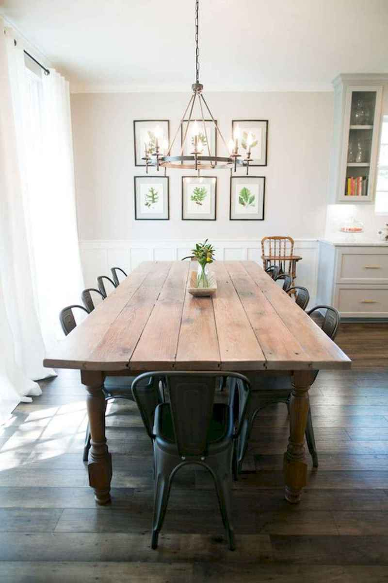 55 Stunning DIY Projects Furniture Tables Dining Rooms Design Ideas (29)
