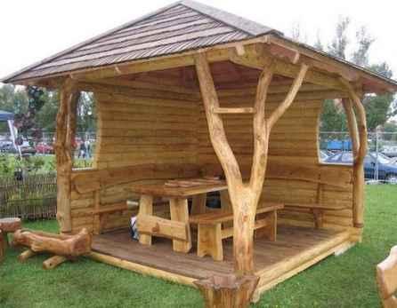 60 Amazing DIY Projects Otdoors Furniture Design Ideas (23)