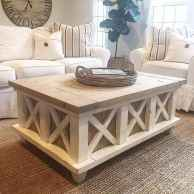 60 Creative DIY Projects Furniture Living Room Table Design Ideas (15)