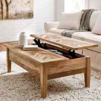 60 Creative DIY Projects Furniture Living Room Table Design Ideas (39)