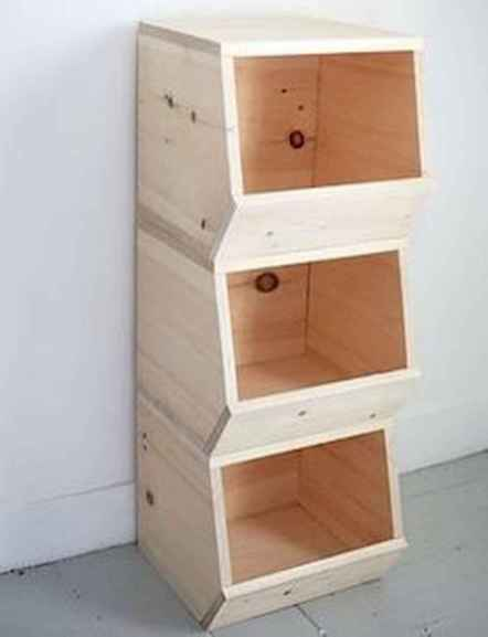 60 Fantastic DIY Projects Wood Furniture Ideas (27)