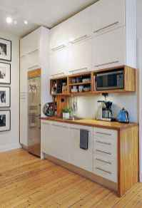 60 Lovely Painted Kitchen Cabinets Two Tone Design Ideas (19)