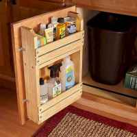 80 Lovely DIY Projects Furniture Kitchen Storage Design Ideas (53)