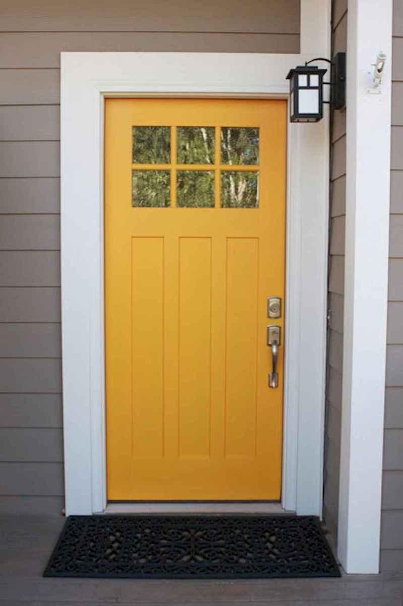 100 Unique Front Doors Colors Design Ideas (20)