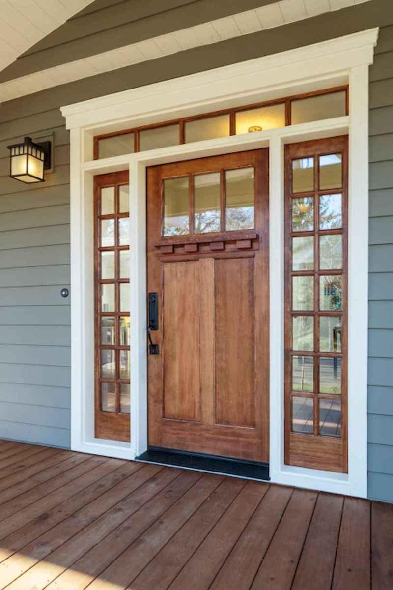 100 Unique Front Doors Colors Design Ideas (51)
