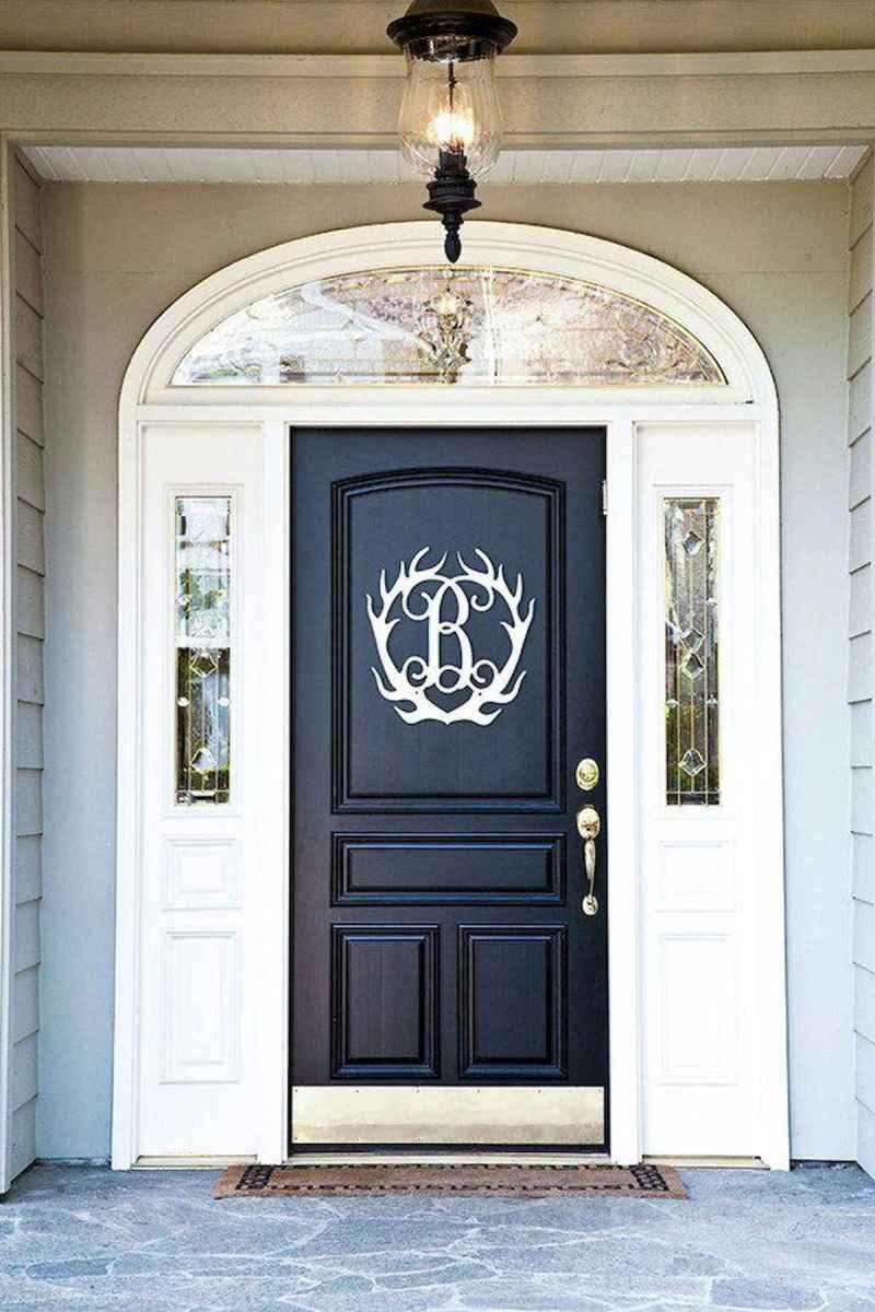 100 Unique Front Doors Colors Design Ideas (65)