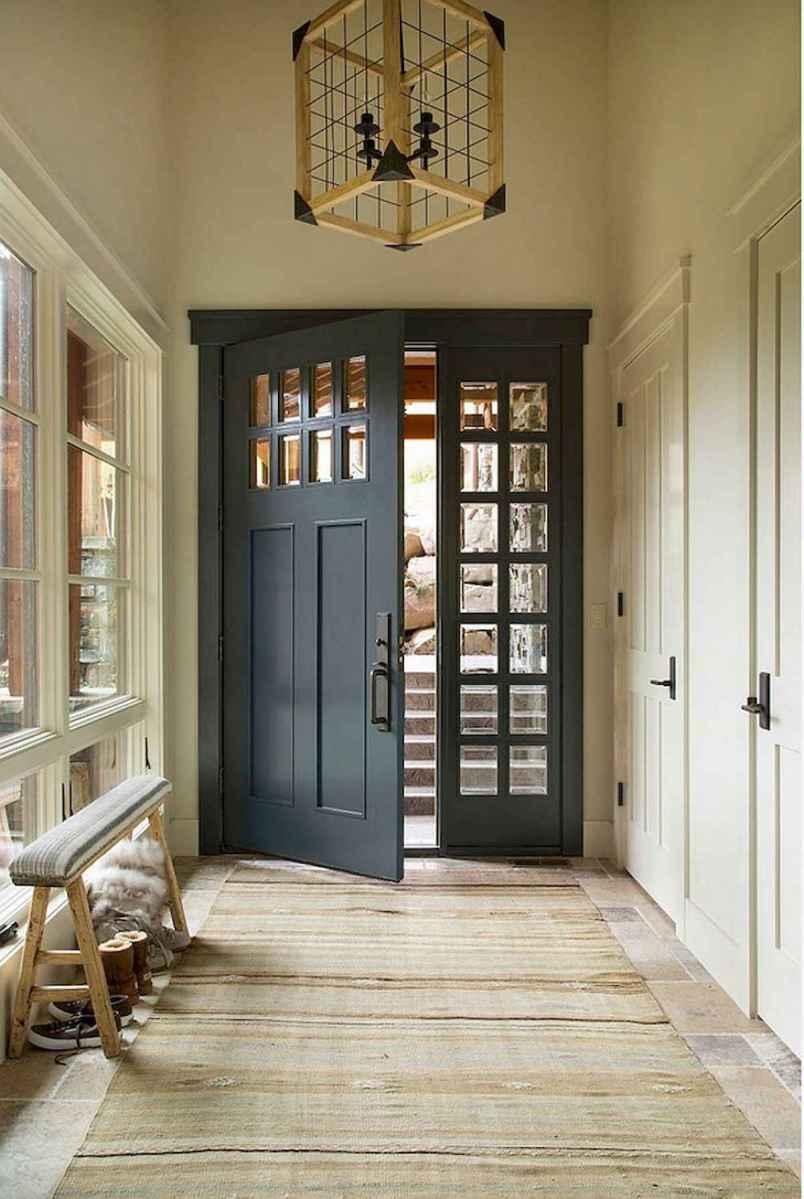 100 Unique Front Doors Colors Design Ideas (90)