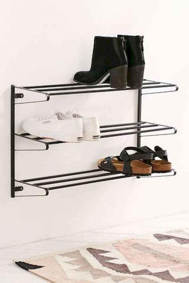 55 Genius Shoes Rack Design Ideas (15)