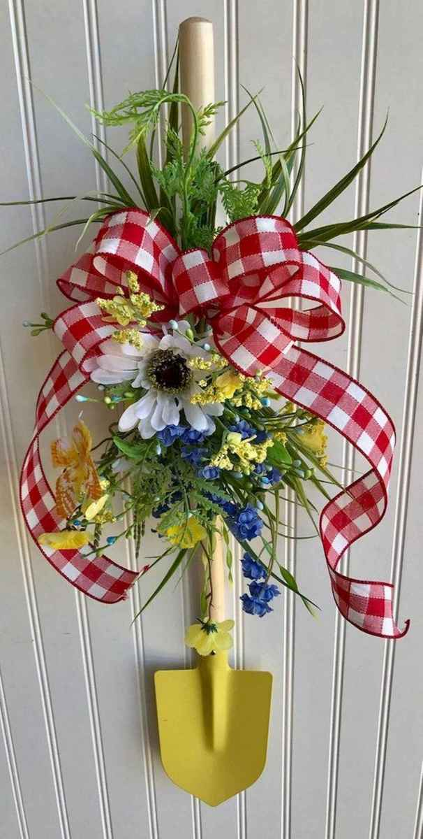 60 Lovely Summer Wreath Design Ideas and Remodel (14)