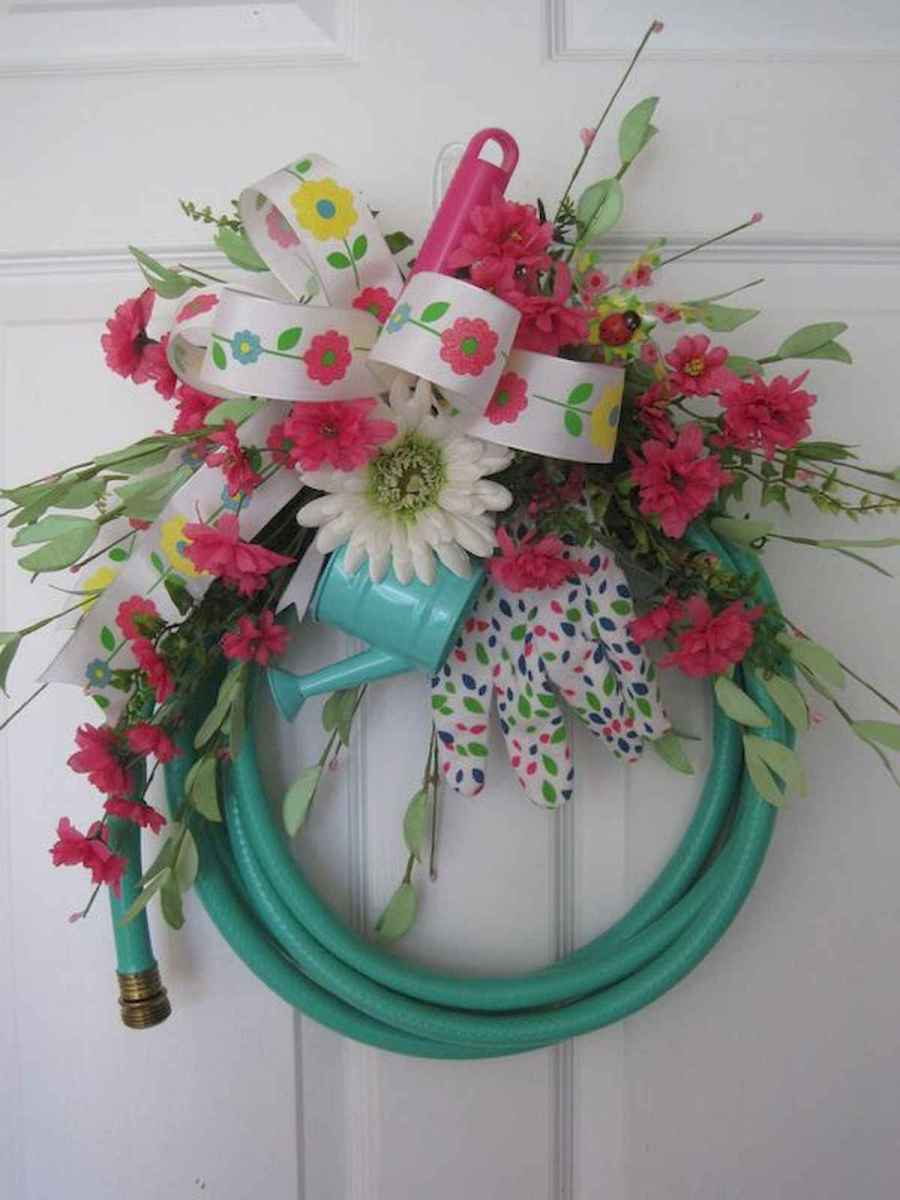 60 Lovely Summer Wreath Design Ideas and Remodel (26)
