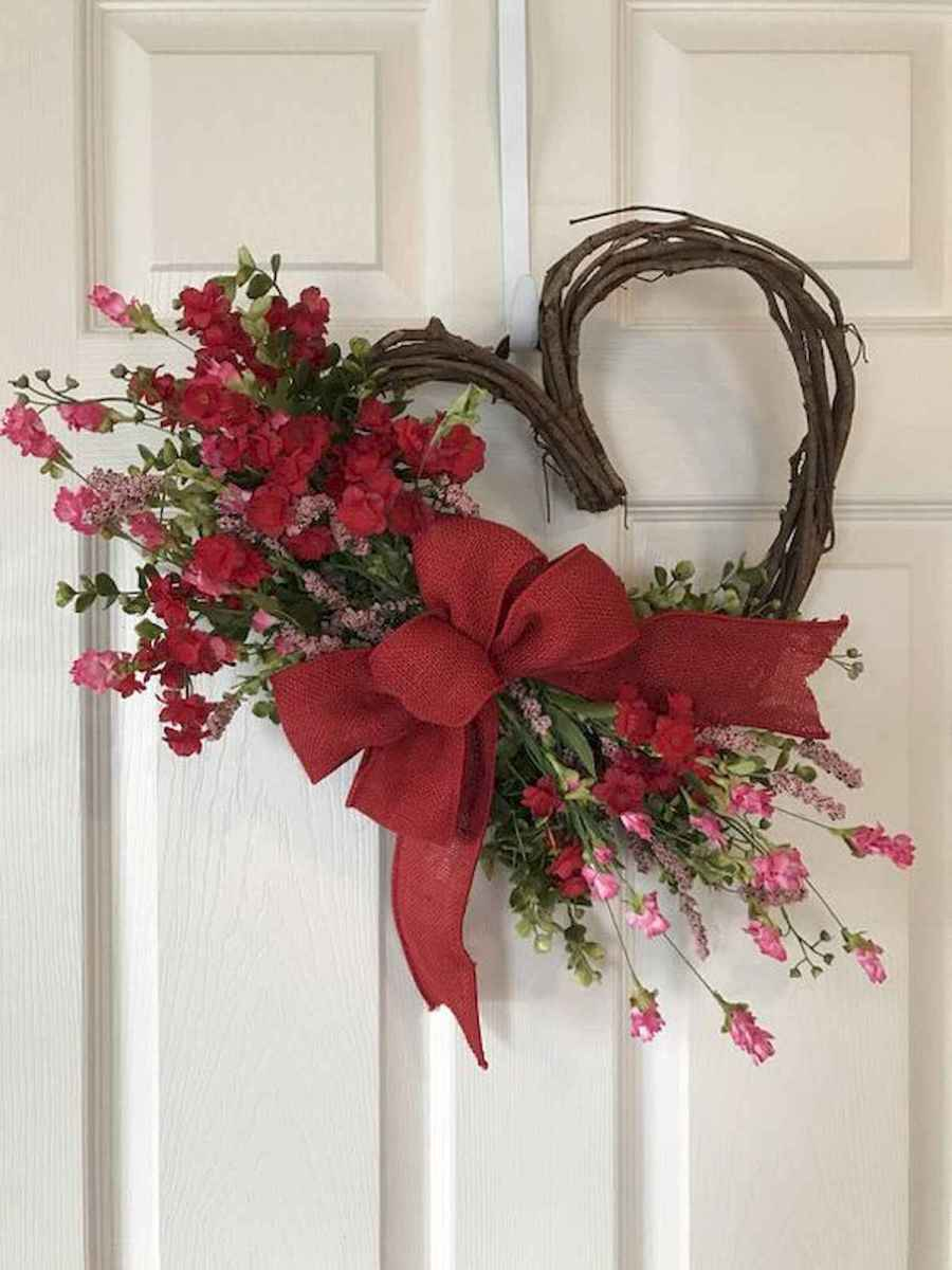 60 Lovely Summer Wreath Design Ideas and Remodel (39)